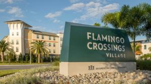FaverGray Flamingo Crossings